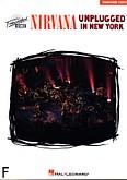 Ok�adka: Nirvana, Unplugged In New York Transcrib ed Scores