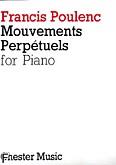 Okładka: Poulenc Francis, Mouvements Perpétuels