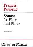 Okładka: Poulenc Francis, Sonata For Flute