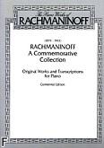 Ok�adka: Rachmaninow Sergiusz, A Commemorative Collection