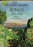 Ok�adka: Ravel Maurice, Songs 1896-1914