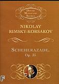 Ok�adka: Rimski-Korsakow Miko�aj, Scheherazade, Op. 35 (score)