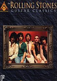 Okładka: Rolling Stones The, Guitar Classics (TAB)