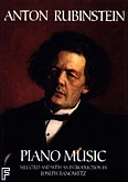 Ok�adka: Rubinstein Antoni, Piano Music