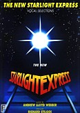 Okładka: Lloyd Webber Andrew, The New Starlight Express
