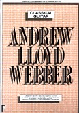 Okładka: Lloyd Webber Andrew, Andrew Lloyd Webber for classical guitar