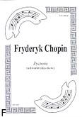 Okładka: Chopin Fryderyk, Życzenie (partytura + głosy)