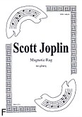 Okładka: Joplin Scott, Magnetic Rag na gitarę