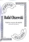 Okładka: Olszewski Rafał, Pójdźmy wszyscy do stajenki (partytura + głosy)