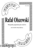 Okładka: Olszewski Rafał, Wiązanka popularnych walców na kwartet smyczkowy (partytura+głosy)