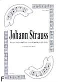Okładka: Strauss Johann, Kaiser walzer (Imperial walz) na kwartet smyczkowy (partytura + głosy)