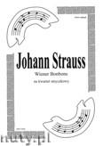 Okładka: Strauss Johann, Wiener Bonbons na kwartet smyczkowy (partytura + głosy)