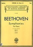 Okładka: Beethoven Ludwig van, Symphonies (6-9) - Book 2