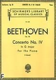 Okładka: Beethoven Ludwig van, Koncert fortepianowy nr 4 G-dur, op. 58