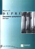 Okładka: Dupré Marcel, Symphony No. 2, Op. 26
