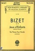 Okładka: Bizet Georges, Jeux d'Enfants, Op. 22