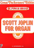 Ok�adka: Joplin Scott, Scott Joplin For Organ