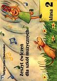 Okładka: Chowaniec Małgorzata, Zeszyt ćwiczeń dla szkół muzycznych klasa 2