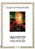 Okładka: Gorczycki Grzegorz Gerwazy, Motety paschalne na cztery głosy a cappella