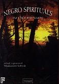 Okładka: Sołtysik Włodzimierz, Negro Spirituals