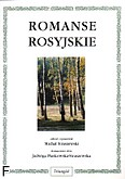 Okładka: Straszewski Michał, Romanse rosyjskie