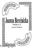 Ok�adka: Bere�nicka Joanna, Kol�dy cz. 2 na puzon i fortepian