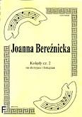 Ok�adka: Bere�nicka Joanna, Kol�dy cz. 2 na skrzypce i fortepian