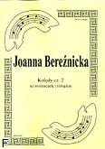 Ok�adka: Bere�nicka Joanna, Kol�dy cz. 2 na wiolonczel� i fortepian