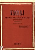 Okładka: Vaccai Nicola, Metodo Practico Di Canto (Mezzo Soprano o Baritono) (+CD)