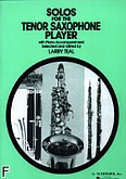 Ok�adka: Teal Larry, Solos For The Tenor Saxophone Player
