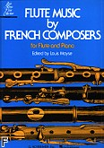 Ok�adka: , Flute Music By French Composers
