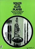 Ok�adka: Moyse Louis, Solos For The Flute Player (Flute / Piano)