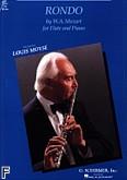 Okładka: Mozart Wolfgang Amadeusz, Rondo (Flute and Piano)