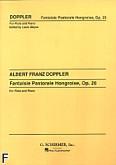 Okładka: Doppler Albert François, Fantasie Pastorale Hongroise op. 26 (Flute / Piano)