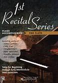 Okładka: , First Recital Series (akompaniamnet fortepianowy dla fletu)