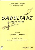 Okładka: Chaczaturian Aram, Säbeltanz