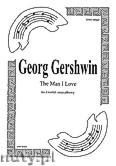 Okładka: Gershwin George, The Man I Love na kwartet smyczkowy (partytura+głosy)