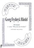 Okładka: Händel George Friedrich, Hornpipe z suity ,,Muzyka na wodzie