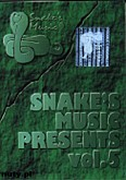 Okładka: , Snakes Music Presents vol. 5