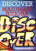 Okładka: Discover, Mazurskie Jeziora