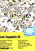 Okładka: Led Zeppelin, Led Zeppelin III