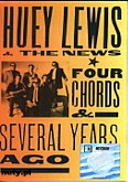 Okładka: Huey Lewis & The News / Four Chords & Several Years Ago, Huey Lewis & The News / Four Chords & Several Years Ago