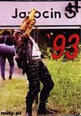 Okładka: , Jarocin '93