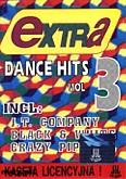Okładka: , Exstra Danca Hits vol. 3