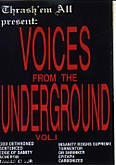 Ok�adka: , Voices From The Underground vol. 1