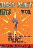 Okładka: , Disco - Party Hits vol. 7