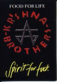 Ok�adka: Kr'shna�Brothers, Food For Life  Spirit For Fuck