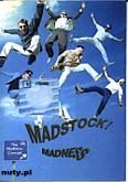 Okładka: Madness, Madstock