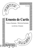 Ok�adka: Curtis Ernesto de, Wr�� do Sorrento na alt�wk� i fortepian