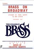 Okładka: Lowden Bob, Canadian Brass: Brass On Broadway